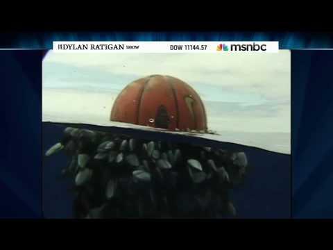 Huge Garbage patch in Atlantic ocean, Dylan Ratigan, 04-15-10