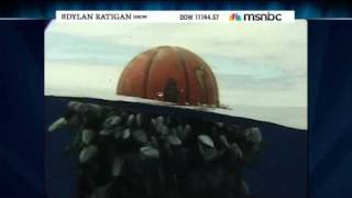 Huge Garbage patch in Atlantic ocean, Dylan Ratigan, 04-15-10