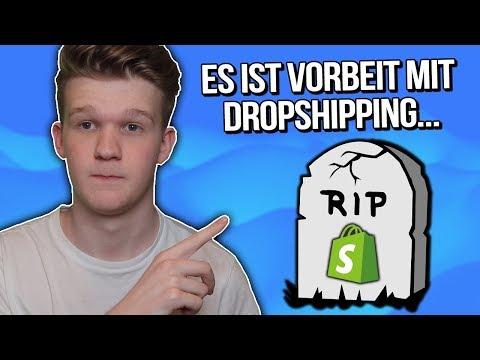Warum Shopify Dropshipping in 2019 Stirbt...Aber Du Davon Profitierst! 😳 thumbnail