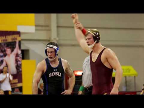 Minnesota Wrestling: South Dakota State Highlights