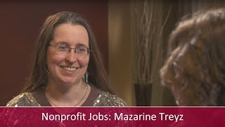 How to Get and Keep a Nonprofit Job: Interview with Mazarine Treyz