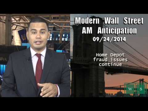AM Anticipation: Stocks rise, home data awaits, Home Depot fraud update,