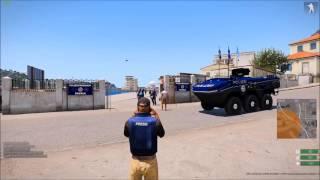 Polizei Panzer entwendet | Next Life News