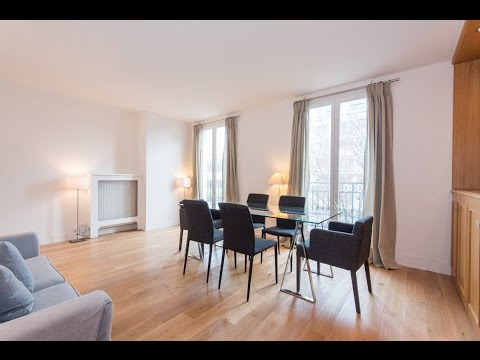 (Ref: 07042) 1-Bedroom furnished apartment for rent on Avenue Bosquet (Paris 7th)