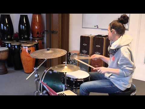 iDrum January 2015 – Anika Nilles Quintuplet Grooves exercises