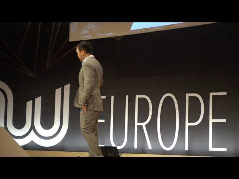 Charles Ngo at Affiliate World Europe 2016