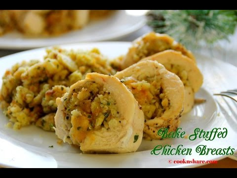 Stuffed Chicken Breasts - Cook n' Share