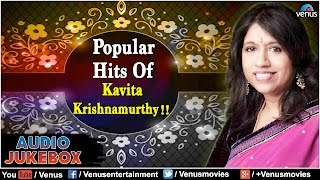 Best Of Kavita Krishnamurthy : Popular Bollywood Hits || Audio Jukebox