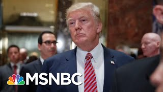 President Donald Trump Violates Norms, Is Met With 'Tepid' Response | Morning Joe | MSNBC