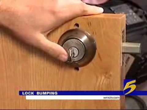 Lock Bumping and Bump Keys