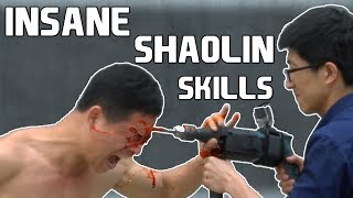 Top 10 Most Shocking Insane Shaolin Monk Martial Arts Skills -  Jaw Dropping Skills