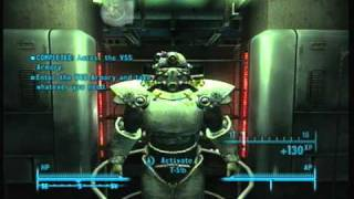 Fallout 3 Winterized T-51b Power Armour