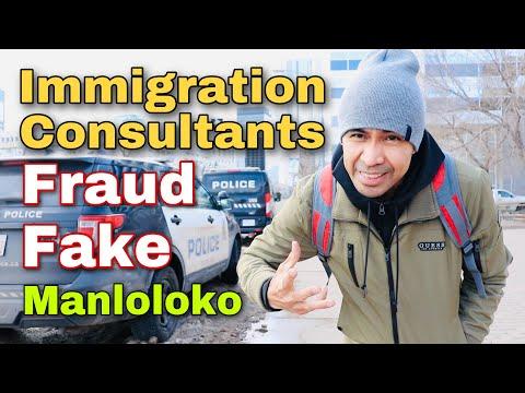 Fake Immigration Consultants   Paano Malalaman kung Legit ang Consultants sa Canada