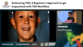 JWC15 - Embracing TDD – A Beginner's Approach To Get Acquainted With TDD Workflow
