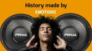 prv audio celebrating 10 years of history made by emotions