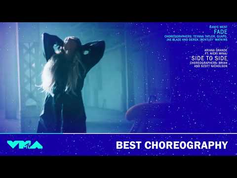 MTV Video Music Awards 2017 - Best Choreography Nominees - VMAs