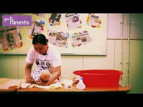 BB沖涼洗澡方法 Baby Bath Tips【BabyMagazine親子雜誌】   Doovi