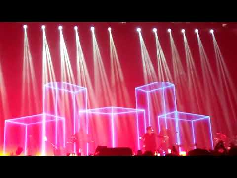 10042018 The Script - No Good In Goodbye - Freedom Child Tour Live in Jakarta 2018