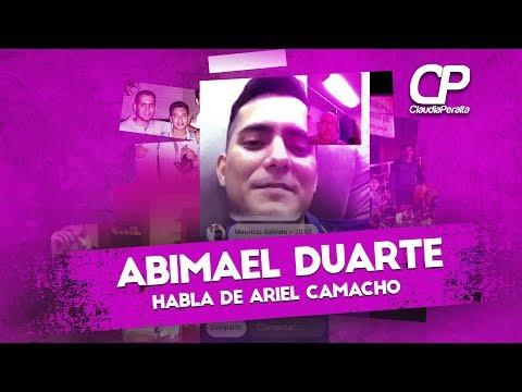 Ariel Camacho 'vendió' su alma al diablo: Abi, habla por vez primera. (Parte 1)