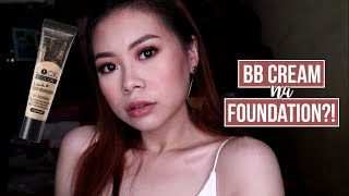 BB Cream na Foundation?! Lock It Good Boundation (Review) | Philippines