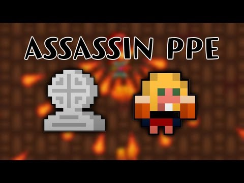 RotMG THE ASSASIN PPE