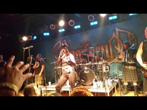 Ensiferum w/ Trollfest - Breaking the Law @ The Bottom Lounge - Chicago, IL
