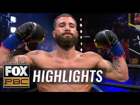 Caleb Plant roughs up Caleb Truax, wins by unanimous decision | HIGHLIGHTS | PBC ON FOX