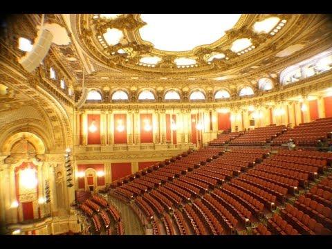 Bose Sound System >> Opera House Sound System - YouTube
