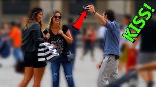 EJP مقلب الصور مع البنات واخذ ارقامهم في فرنسا – Awkward Selfies with girls prank!