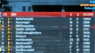 Battlefield 3 ♠ Score Rank Cheat Noob(z)