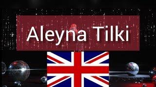 Aleyna Tilki - Dipsiz Kuyum (english lyrics)