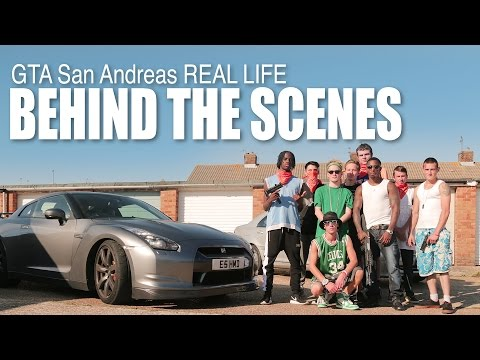 San Andreas RL - Behind The Scenes