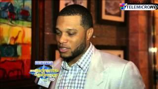 Entrevista a Robinson Cano para De Extremo a Extremo