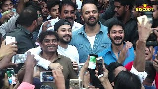 Golmaal Again Success Celebration With FANS At Gaiety Galaxy Theatre - Johnny Lever, Rohit shetty