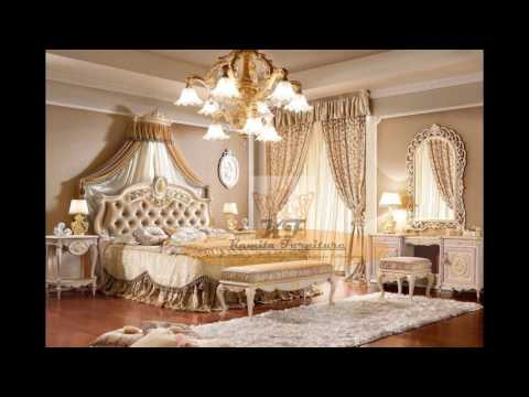 Luxury Classic Italian Furniture Bedroom
