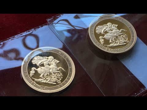 Here's ALL 2017 Sovereign Types | Bullion, Proof, Strike on the Day, BU, Piedfort