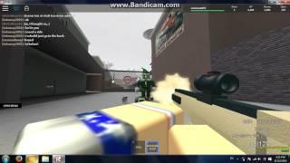 Localização do HK416 ' festivo ' | ROBLOX: missão de resgate Blackhawk 2