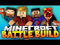 Minecraft New Gamemode Battle Build Minecraft Battle Build War w Lachlan Friends