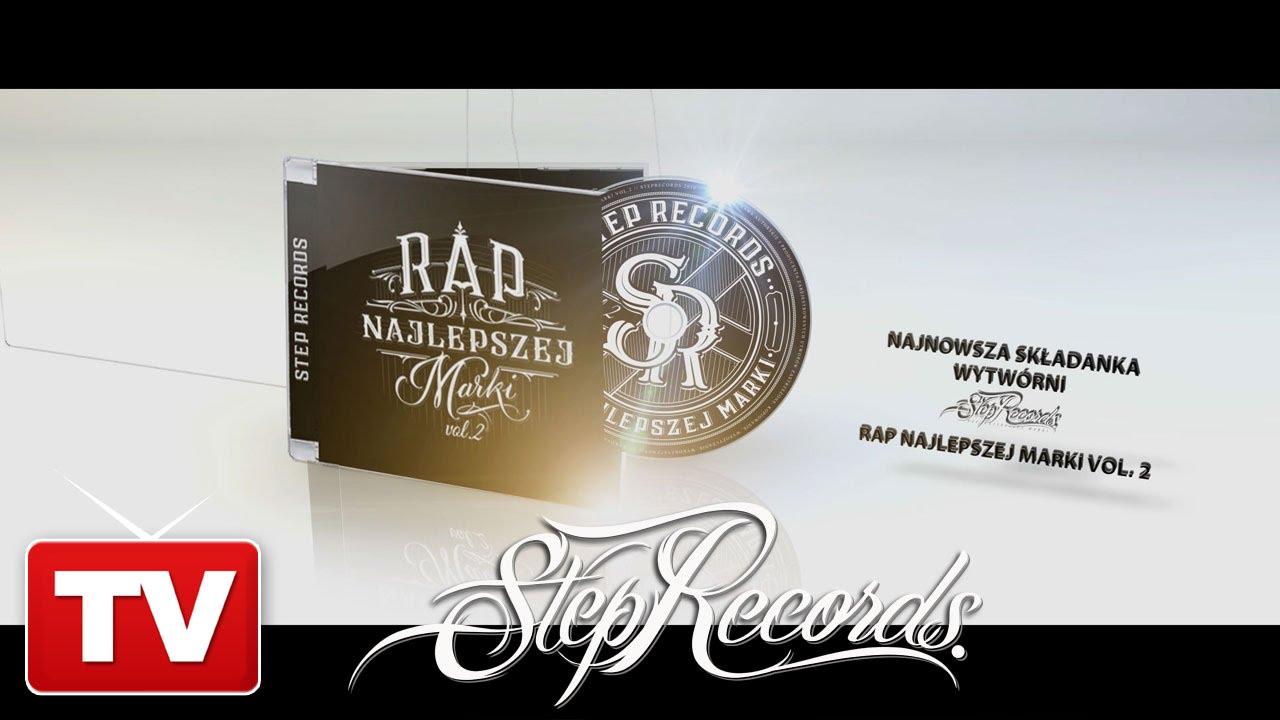 V/A: Step Records - Rap Najlepszej Marki vol. 2 (zapowiedź)