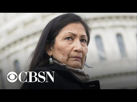 House Democrats pushing for Rep. Debra Haaland to be first Native American Cabinet secretary