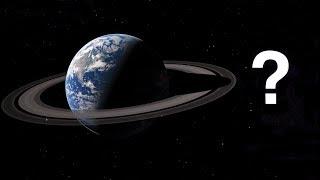 ¿Por qué la Tierra no tiene anillos?