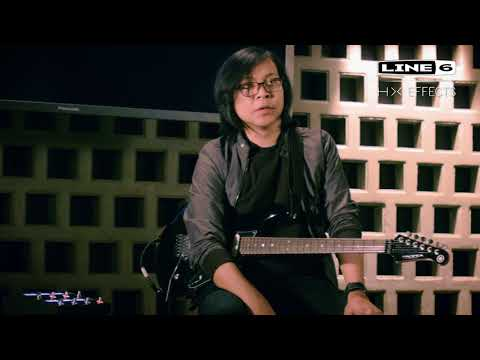 Clip VDO Review Line 6 HX EFFECTS by Jack Thammarat