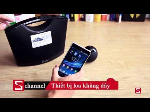 Bộ phụ kiện của Sony: Smartwatch, NFC Tag, Loa NFC.... - CellphoneS