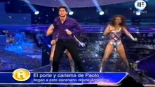 Paolo Ragone Lloviendo Estrellas tercer concierto La Academia Bicentenario YouTube Videos