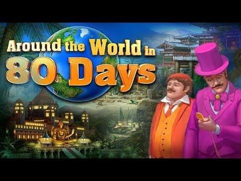 Вокруг Света за 80 дней прохождение #1 Пролог и Сборы в Англии
