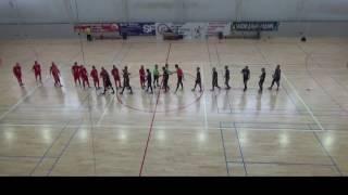 Чемпионат РБ по мини-футболу 2016/17 1 тур