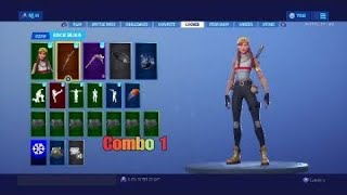 Fortnite Best Combos for the Aura Skin