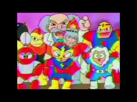 Rockman 1987 Famicom Commercial