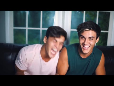 the Dolan Twins wheezing/crying of laughter for almost 11 mi