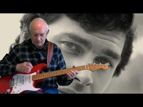 Quando Quando Quando - Engelbert Humperdinck - instrumental cover by Dave Monk